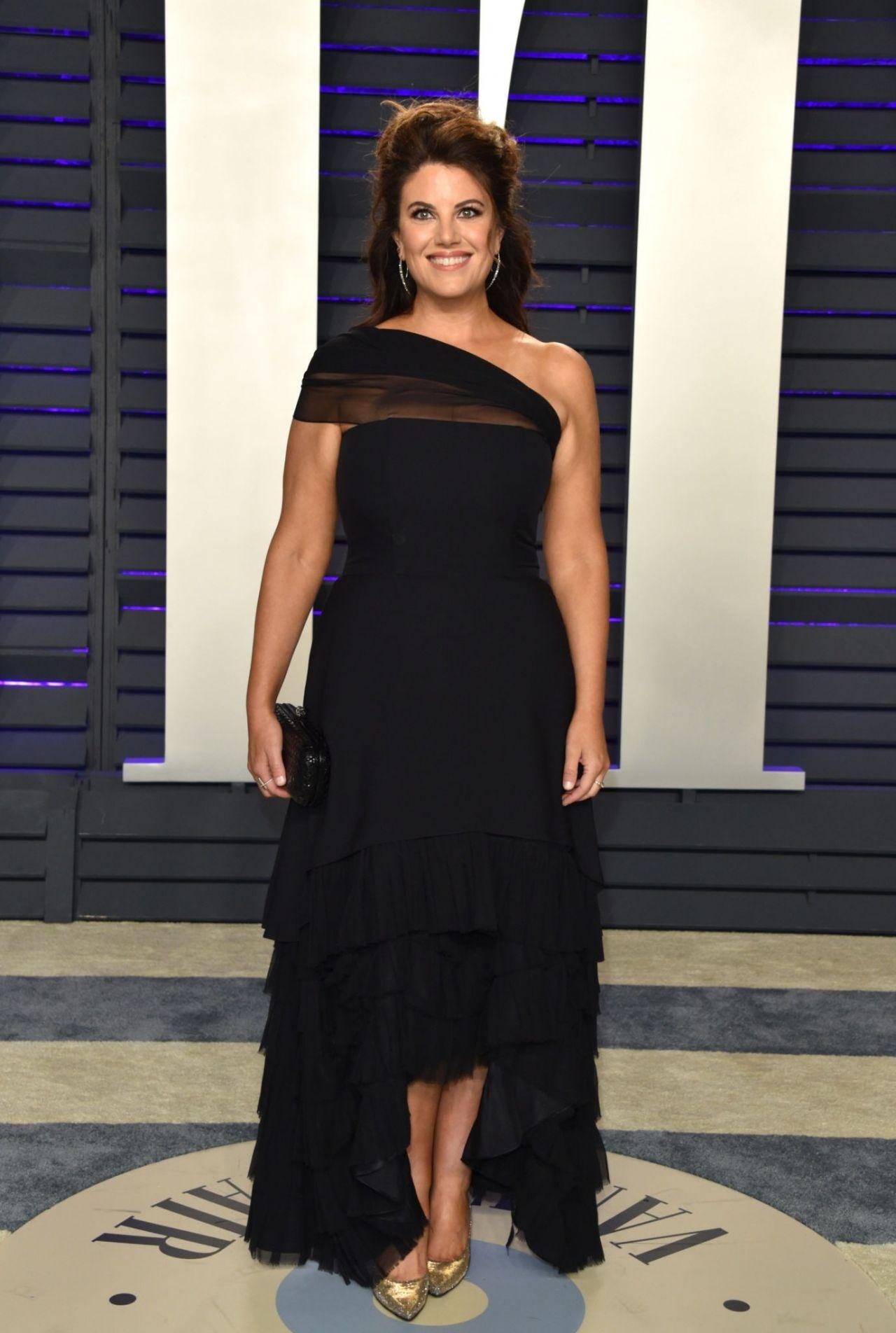 Monica Lewinsky 2019 Vanity Fair Oscar Party