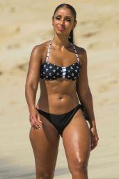 Mya in a Bikini in Barbados 02/23/2019
