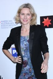 Naomi Watts - American Australian Arts Awards Dinner in NYC 01/31/2019