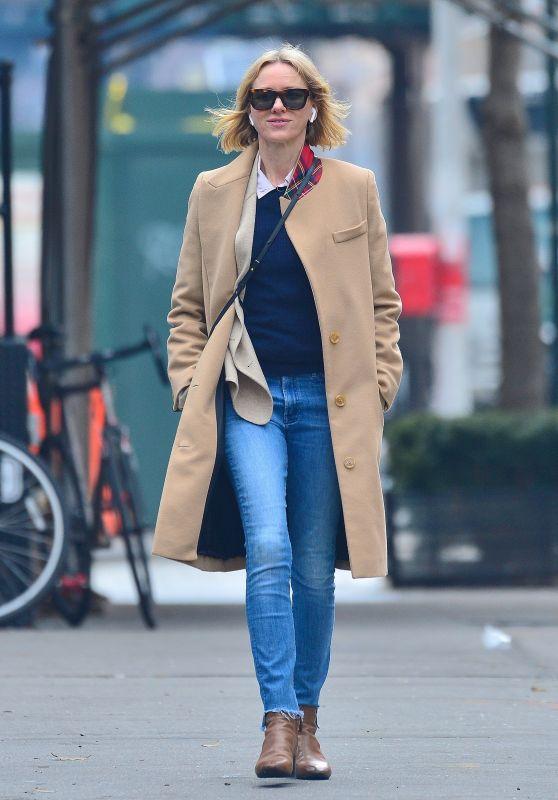 Naomi Watts Street Style 02/05/2019