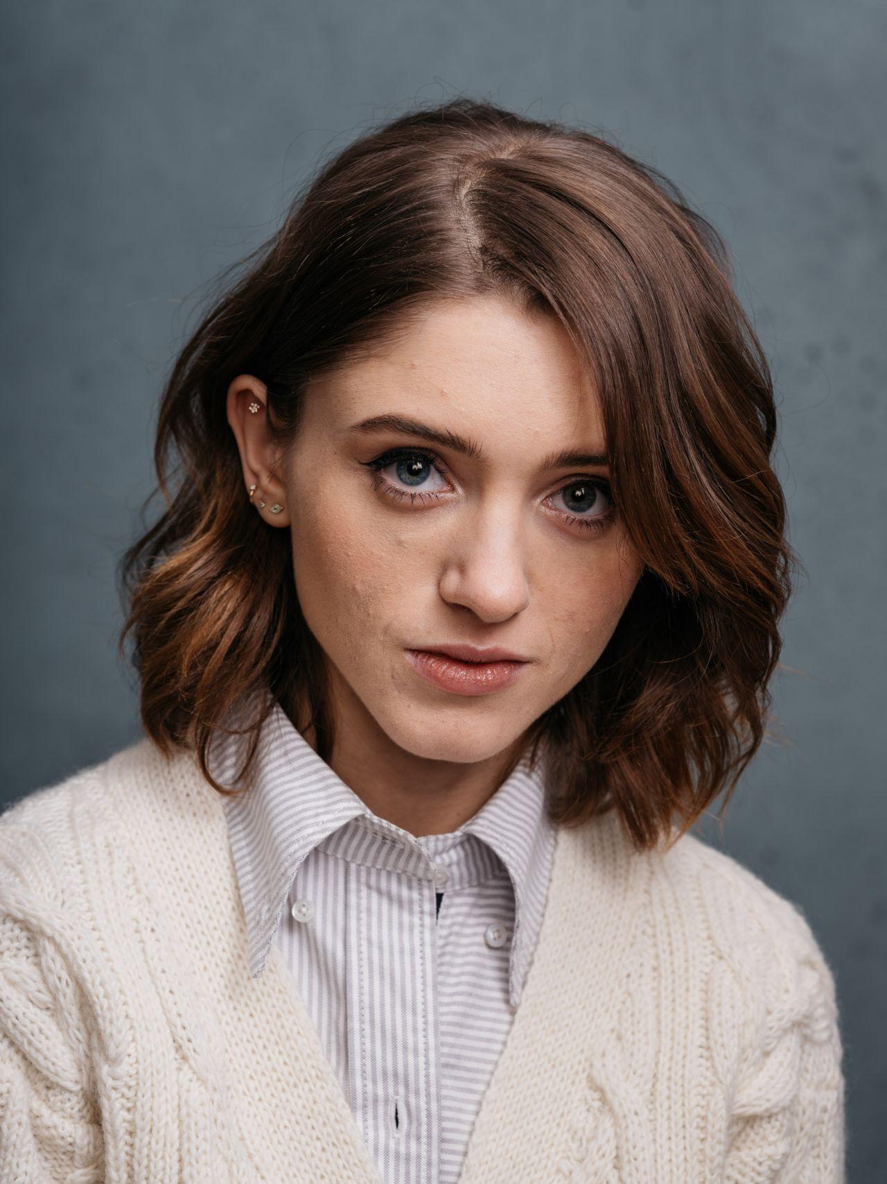 Natalia Dyer - Deadline Studios Portraits at Sundance Film