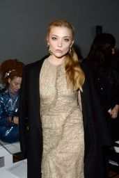 Natalie Dormer - Fashion Fuelled by 5G at London Fashion Week 02/15/2019