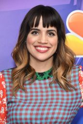 Natalie Morales - NBC Universal Mid Season Press Day in Los Angeles 02/20/2019