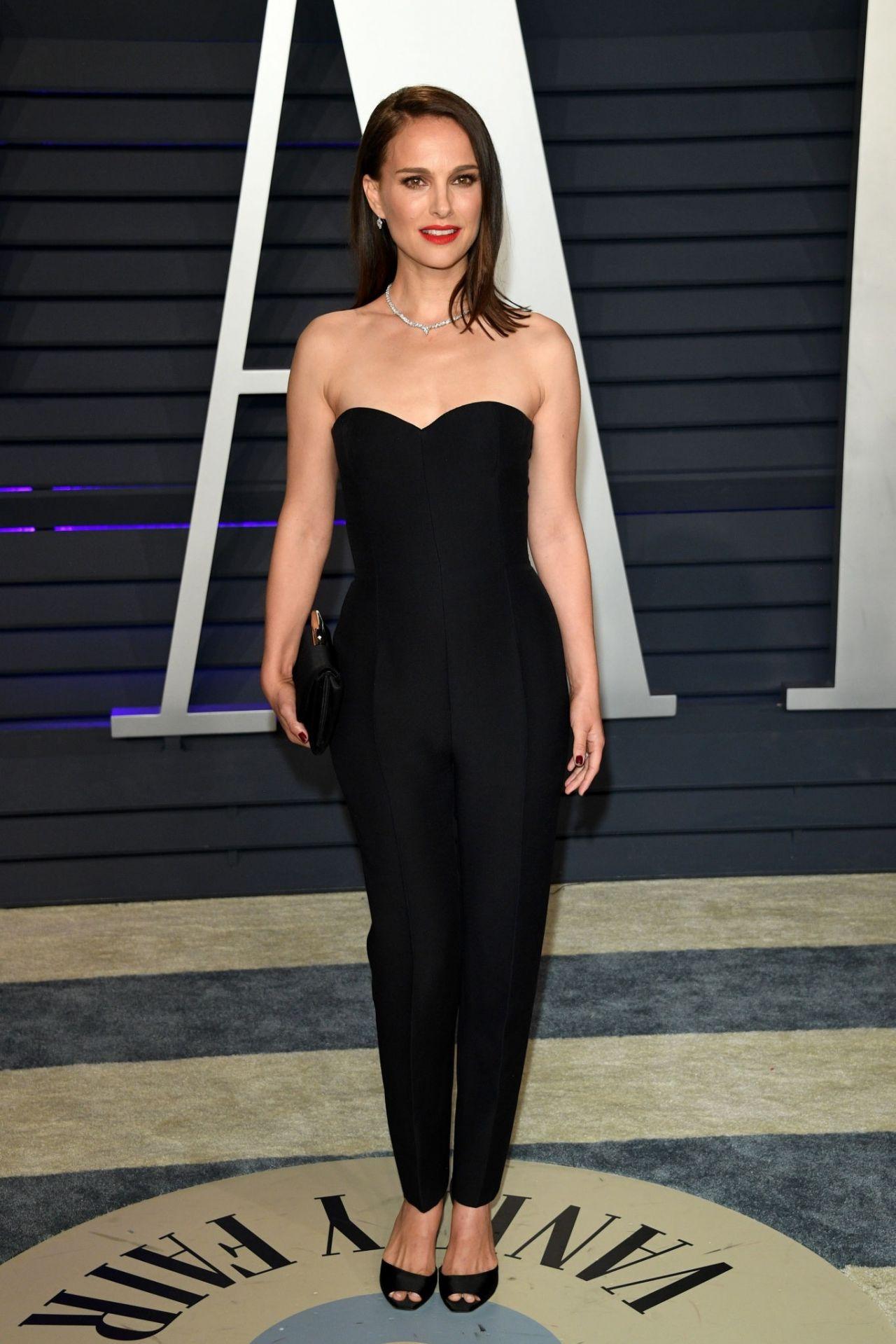 Natalie Portman Oscars 2021