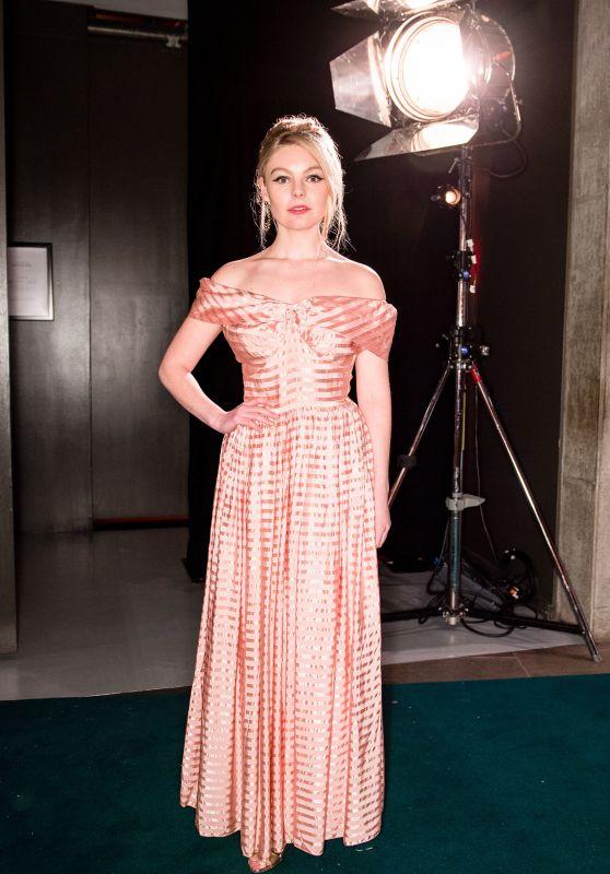 Nell Hudson – Fabulous Fund Fair in London Fashion Week 02/18/2019