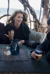 "Nicole Kidman, Reese Witherspoon, Laura Dern, Zoe Kravitz, Shailene Woodley and Meryl Streep - ""The Women of Big Little Lies"" Photos 2019"