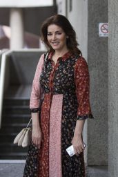 """Nigella Lawson - Arrives For Her """"An Evening With Nigella Lawson"""" Event in Melbourne 02/09/2019"""