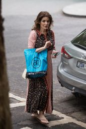 "Nigella Lawson - Arrives For Her ""An Evening With Nigella Lawson"" Event in Melbourne 02/09/2019"