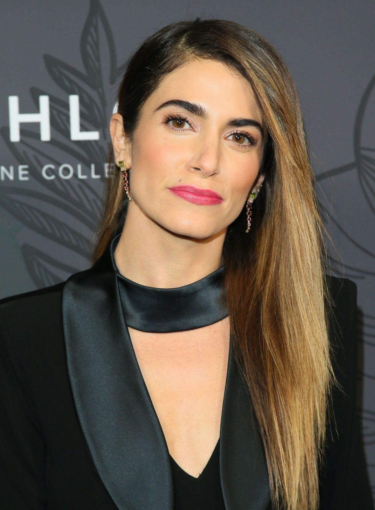 Nikki Reed – 2019 Women in Film Oscar Party