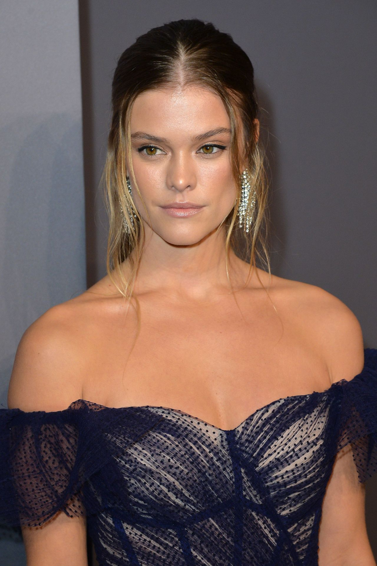 Nina Agdal Ndash 2019 Amfar Gala In New York