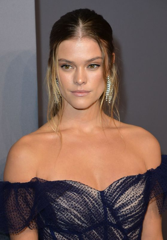 Nina Agdal – 2019 amfAR Gala in New York