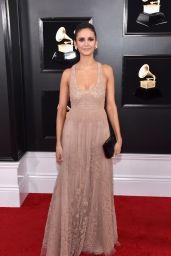 Nina Dobrev – 2019 Grammy Awards