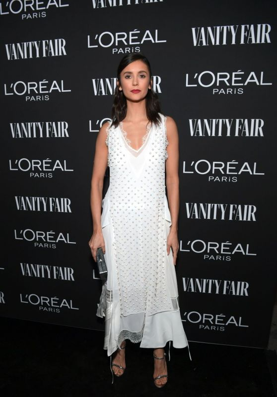 Nina Dobrev – Vanity Fair & LOréal Paris Celebrate New Hollywood 02/19/2019