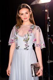 Niomi Smart – Fabulous Fund Fair in London Fashion Week 02/18/2019