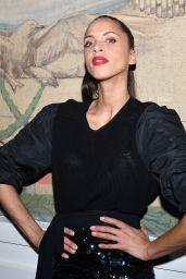 Noemie Lenoir - Rochas Fashion Show in Paris 02/27/2019