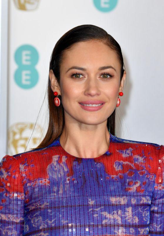 Olga Kurylenko – BAFTA 2019