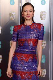 Olga Kurylenko – BAFTA 2019 (more pics)