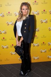 "Olivia Attwood – ""9 to 5 The Musical"" Gala Evening in London 02/17/2019"