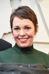 Olivia Colman – Oscars 2019 Red Carpet