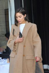 Olivia Culpo - Out in Paris 02/25/2019
