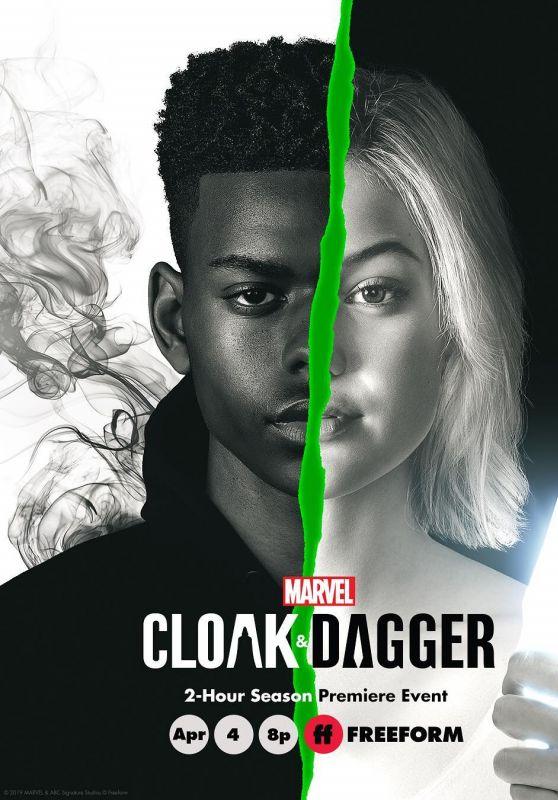 Olivia Holt - Marvel