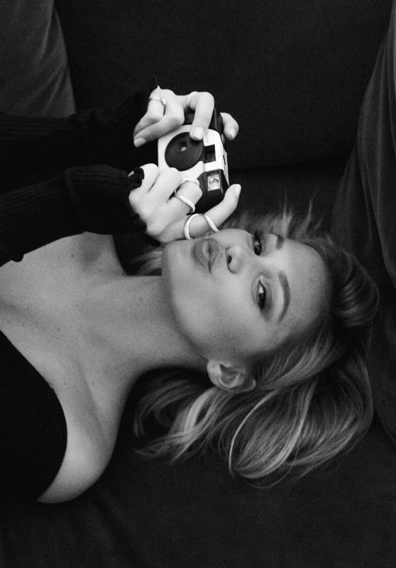 Olivia Holt - Personal Pics 02/14/2019