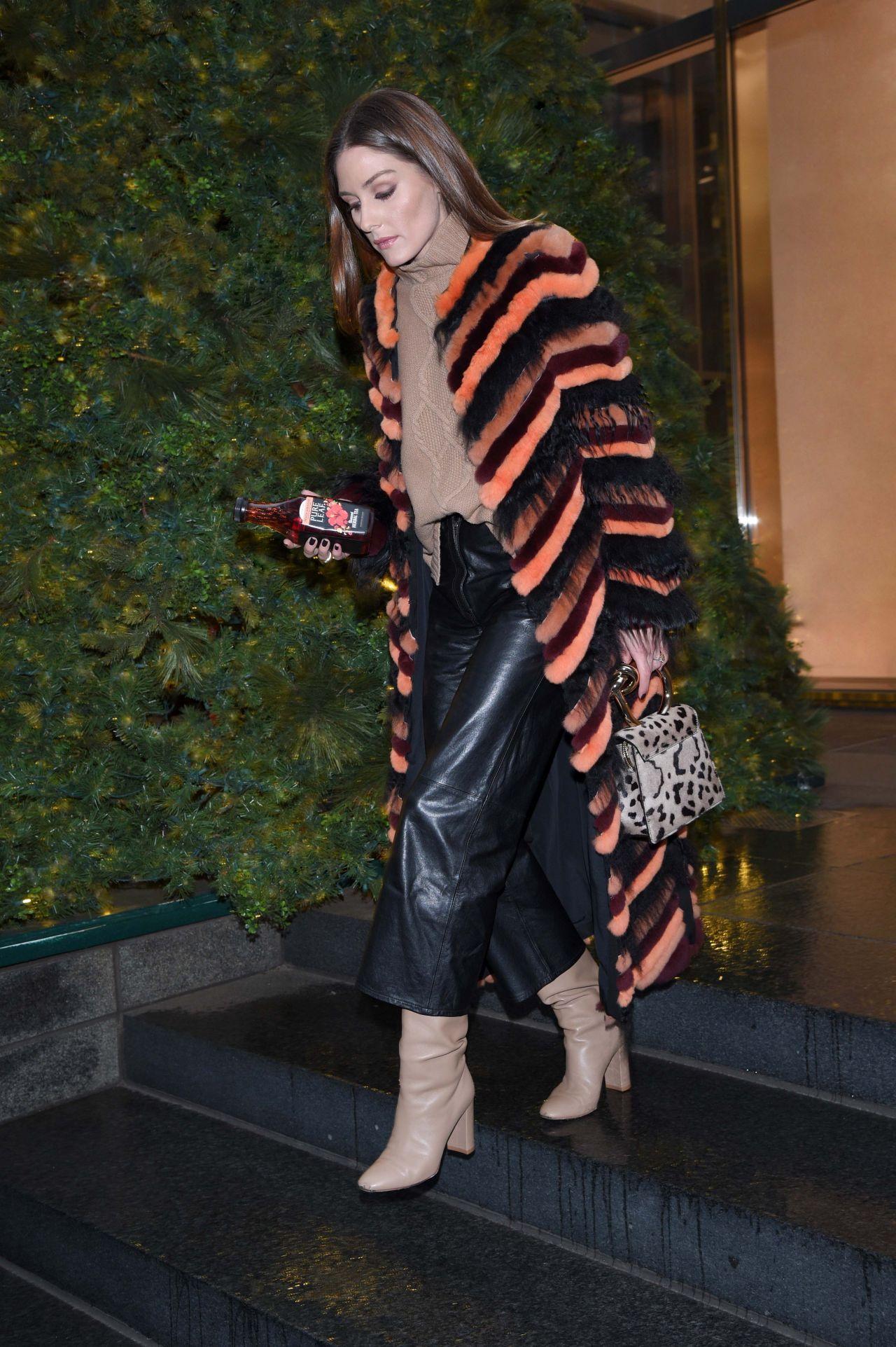 Olivia Palermo Chic Street Style 02 14 2019