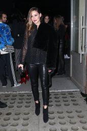 Olivia Palermo - Michael Kors x Bella Hadid Immersive Experience in NY 02/05/2019