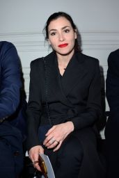 Olivia Ruiz - Guy Laroche Fashion Show in Paris 02/27/2019