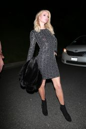 Paris Hilton - Pre-Oscars party in Beverly Hills 02/23/2019