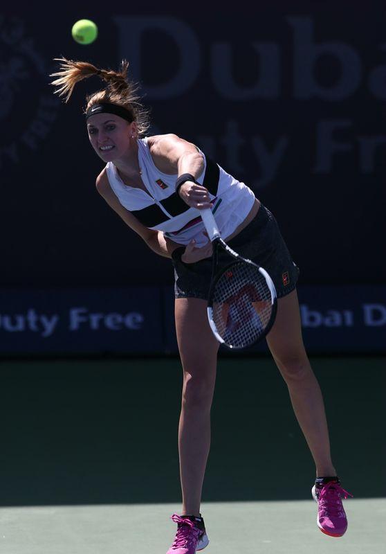 Petra Kvitova – 2019 Dubai Tennis Championship 02/20/2019