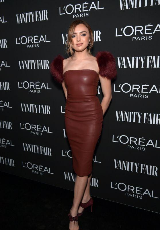 Peyton Roi List – Vanity Fair & LOréal Paris Celebrate New Hollywood 02/19/2019