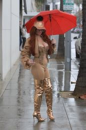 Phoebe Price - Out in Beverly Hills 02/16/2019