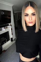 Pia Toscano - Personal Pics 02/18/2019