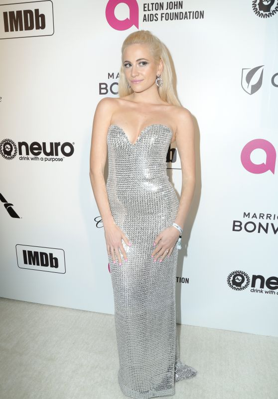 Pixie Lott – 2019 Elton John's Oscars Viewing Party