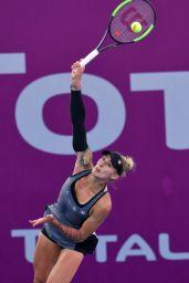 Polona Hercog – 2019 WTA Qatar Open in Doha 02/12/2019