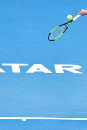 Polona Hercog – Qualifying for 2019 WTA Qatar Open in Doha 02/11/2019