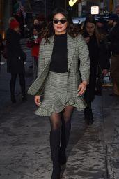 Priyanka Chopra - Arrives at Michael Kors Fashion Show in NYC 02/13/2019