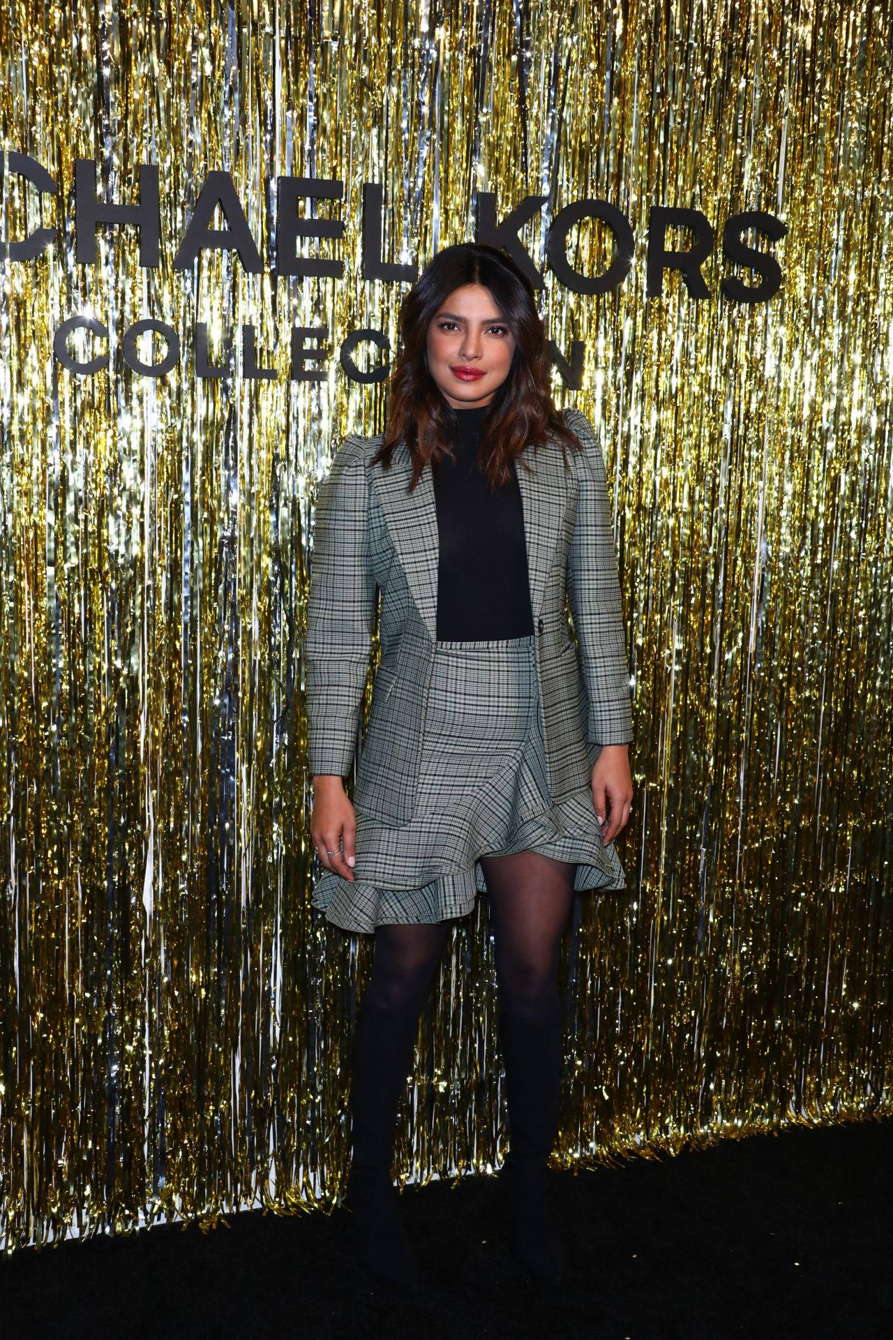 Priyanka Chopra – Michael Kors Fashion Show in New York ...