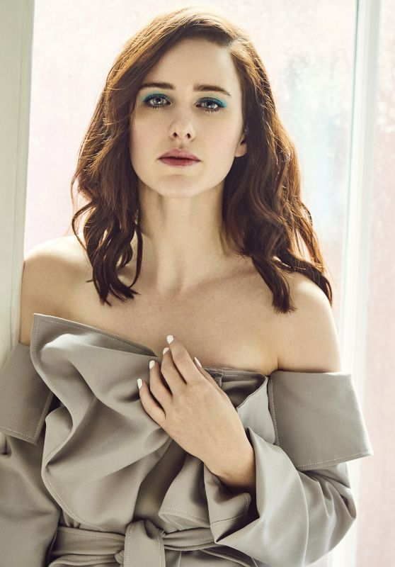 Rachel Brosnahan - SHAPE Magazine Photoshoot 2019 • CelebMafia