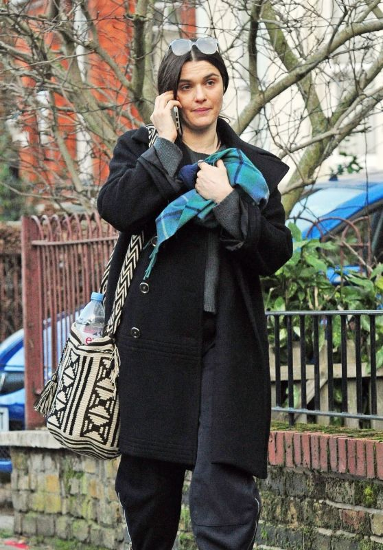 Rachel Weisz - Out in London 02/11/2019