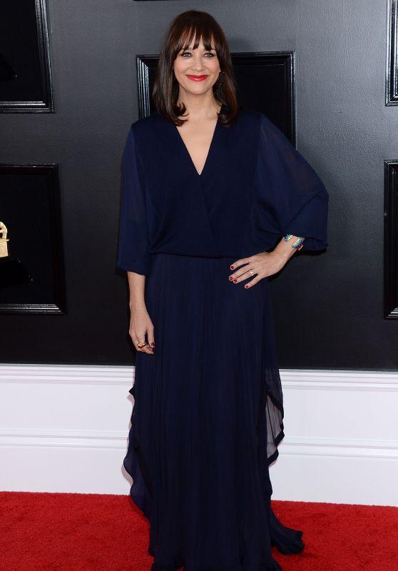 Rashida Jones – 2019 Grammy Awards