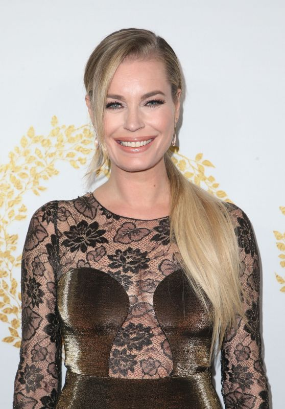 Rebecca Romijn – 2019 Hallmark Channel Winter TCA Press Tour Party