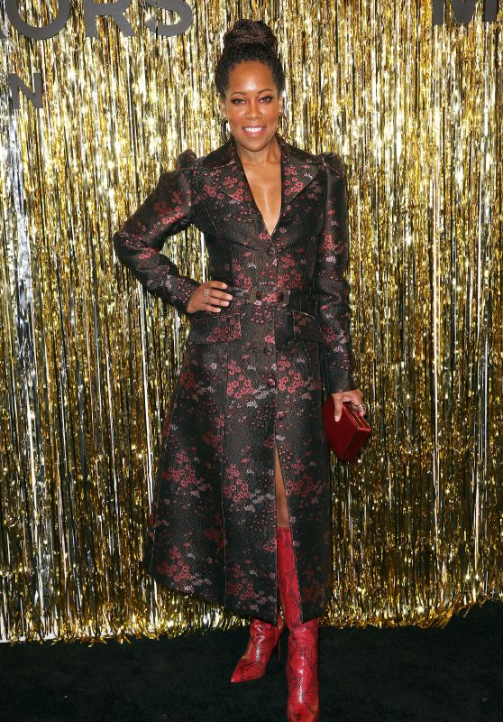 Regina King – Michael Kors Fashion Show in New York City 02/13/2019