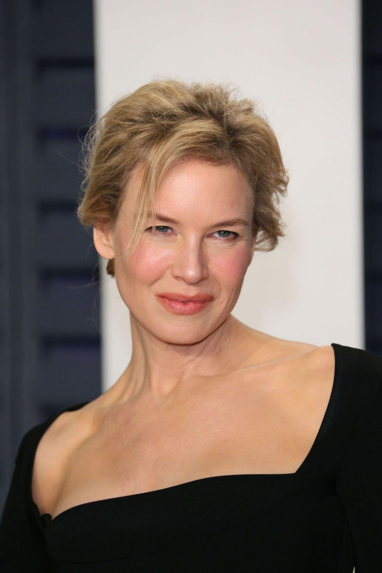 Renee Zellweger – 2019 Vanity Fair Oscar Party Renee Zellweger