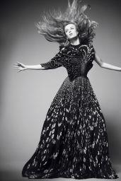 Rianne van Rompaey - Photoshoot for Vogue Paris March 2019