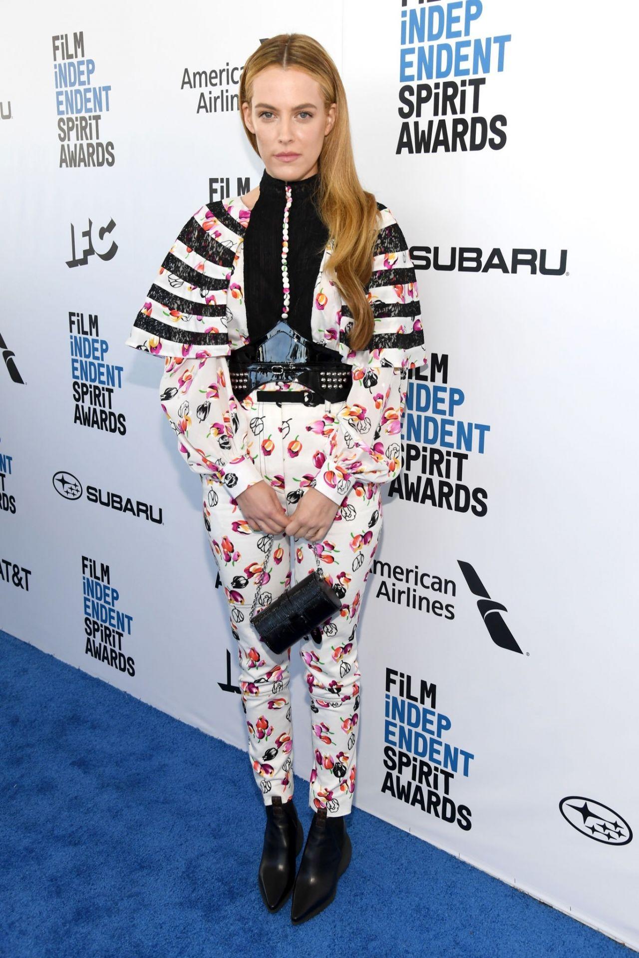Riley Keough 2019 Film Independent Spirit Awards