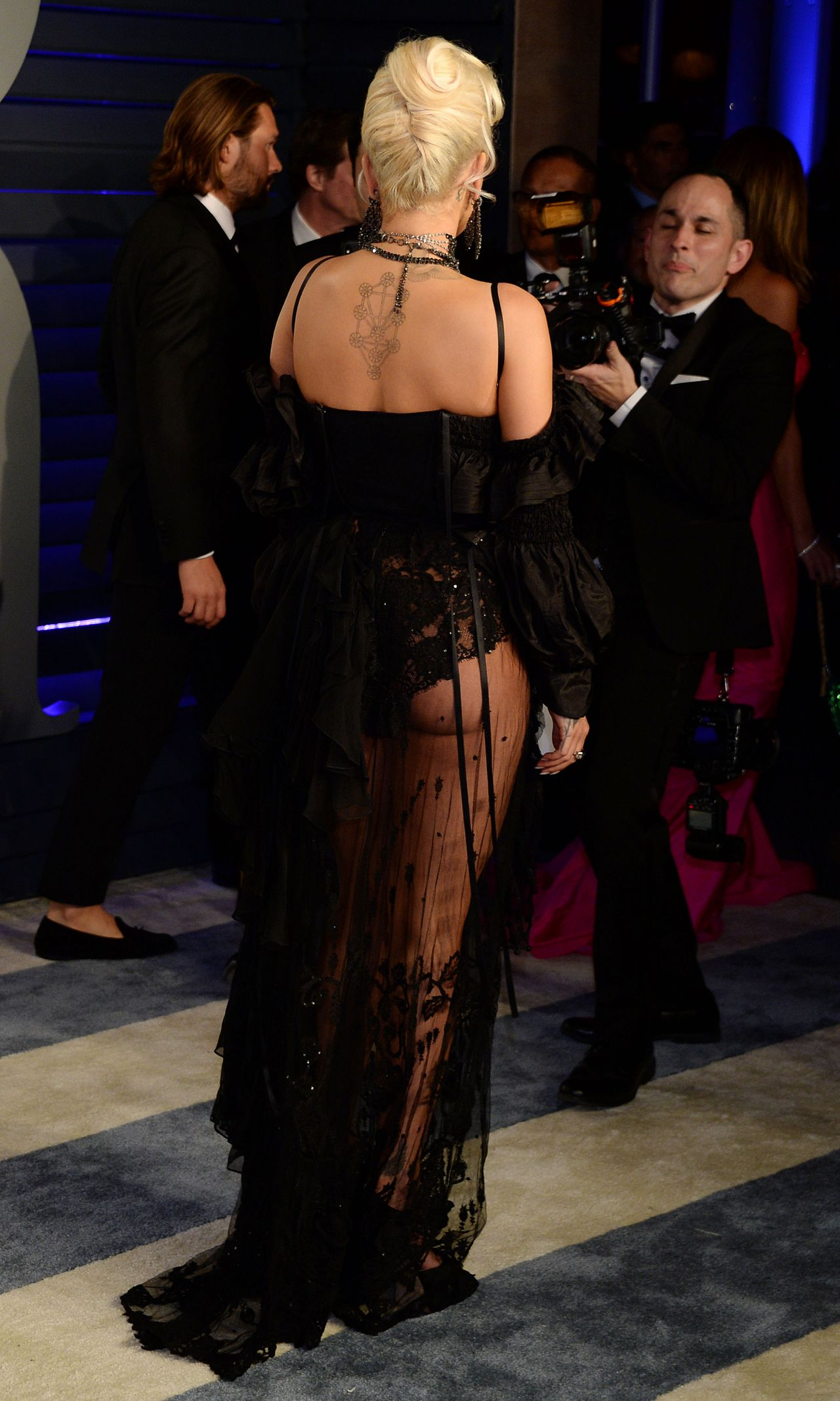 Rita Ora 2019 Vanity Fair Oscar Party