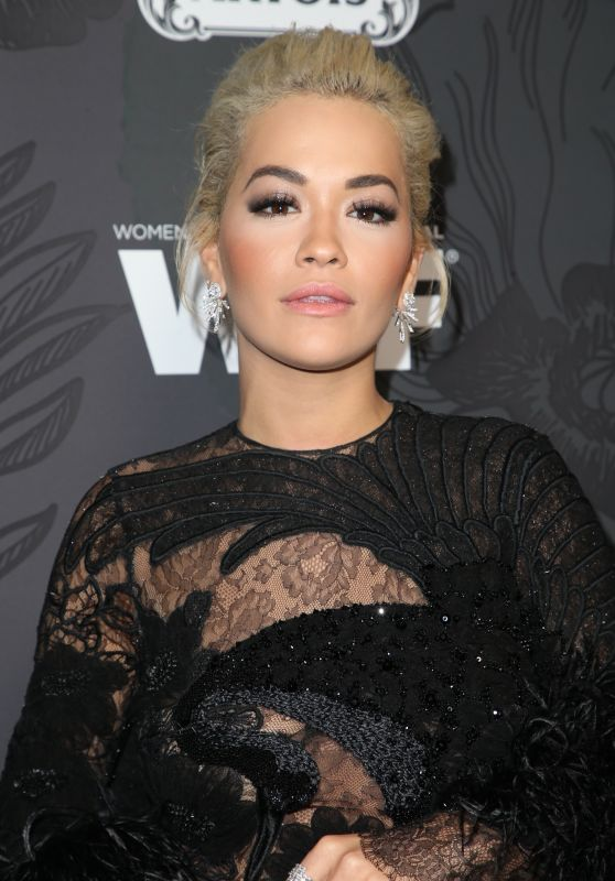 Rita Ora - 2019 Women in Film Oscar Party