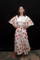 "Rosa Salazar - ""Alita: Battle Angel"" Press Conference Portrait Session in Hollywood"